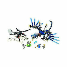 LEGO NINJAGO Drache des Blitzes (2521) neu und originalverpackt OVP *rar*