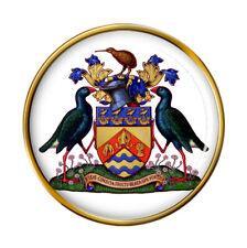 Christchurch (New Zealand) Pin Badge