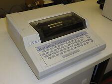 (Warranty) HP 3396 Integrator model# 3396A / 3396B / 3396C