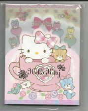Sanrio Hello KittyTiered Notepad Tea Cup