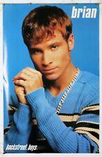 Backstreet Boys vintage poster Brian Nos (b724)