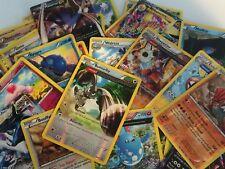 100 CARD Pokemon TCG LOT Rare Common Uncommon GUARANTEED RARES & HOLO CARDS