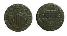 pci3197) Stato Pontificio - Benedetto XIV (1740-1758) mezzo baiocco Ferrara 1745