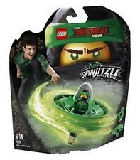 Lego Ninjago - Lloyd maestro del Spinjitzu.