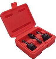Tool Hub 9123 Auto Transmission ATF Adaptor Adapter Set For MERC VW AUDI 3pc