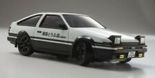 Kyosho Mini-Z Autoscale Body Set MA-020S-N INITIAL-D AE86 TRUENO MZP423W