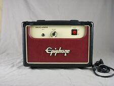 Epiphone Valve Junior Head 5 watt Guitar Amp slightly used