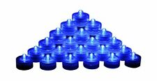 SAMYO Set of 24 Waterproof Wedding Submersible Battery LED Tea Lights Underwa...