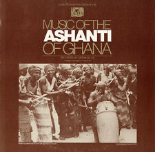 Music Of The Ashanti Of Ghana (2009, CD NIEUW) CD-R