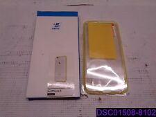 Qty= 4: IXCC iPhone 6 Yellow Crystal Series Protection Case w/ Screen Protector