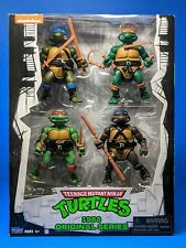 TMNT Teenage Mutant Ninja Turtles Classic Vintage 1988 Action Figure 4 Pack