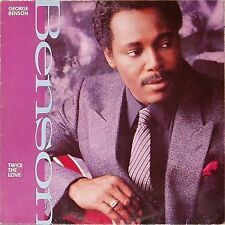 GEORGE BENSON 'TWICE THE LOVE' GERMAN IMPORT LP