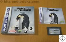 March of the Penguins für Nintendo GameBoy Advance - GBA