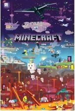 Impact Puzzle Minecraft World Beyond 1000pc
