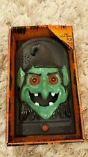 Halloween door bell Lights Sound party noise prop decoration motion sensor witch