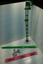 1/64 Green Standi Toys Grain Leg Elevator & Bin Ertl Farm Toy Building display