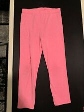 Garanimals Girls Pink Pants Cotton Spandex Kids Size 5T