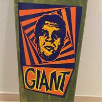 obey giant skateboard deck new article unused Mos Green Khaki rare from japan 4T