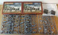 GW WARHAMMER FANTASY Imperio de batalla PISTOLIERS outriders Nuevo en Caja de gluten X2