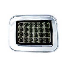 IPCW LEDC-348CS Platinum Smoke LED Front Park Signal Lamp - Pair