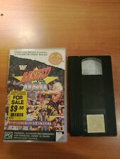 WWF Bashed In The USA Wrestling VHS.