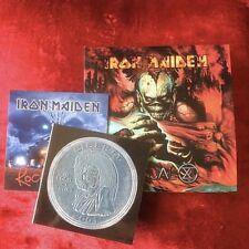 IRON MAIDEN VIRTUAL XI RARE US cd mini replica LP CK 86031 complete