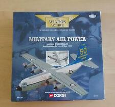 CORGI AVIATION LOCKHEED C-130E HERCULES ROYAL AUSTRALIAN AIR FORCE 37 SQN 1:144