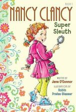 Nancy Clancy: Nancy Clancy, Super Sleuth 1 by Jane O'Connor (2012, Hardcover)