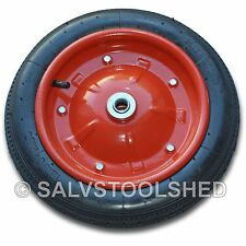"12.5"" Rubber Wheel Barrow Tire Daytek Wheelbarrow Wheel Tyre Type Pneumatic"