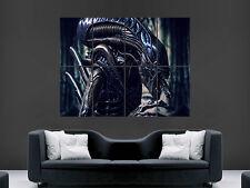 Aliens Poster Reina Película Arte Grande enorme gigante de impresión