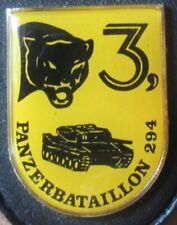 Brustanhänger Verbandsabzeichen 3 PzBtl 294 Stetten