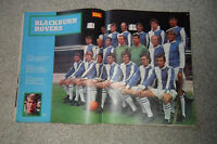 GOAL Magazine 28 February 1970 - SHEFFIELD WEDNESDAY Double Page Team Photo