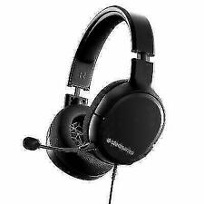 SteelSeries - Arctis 1 Wired Stereo Gaming Headset for PC - Black