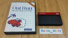 SEGA Master System Out Run PAL