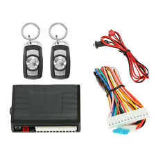 Universal Car Door Lock Locking Keyless Entry System Remote Control Central Kit