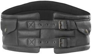 Büse Classic Kidney Belt High-Quality Classic Leather Motorcycle Kidney Belt