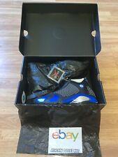 New Air Jordan Retro 14 Supreme Black Blue Men's Size 8.5 Basketball BV7630-004
