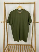 VTG 80s Tee Swing Thin 50/50 Single Stitch Military Short Sleeve T-Shirt Size XL
