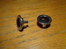 67-76 Mopar A Body Dart Duster Demon Door Lock Stainless Steel Ferrules
