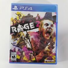 Rage 2 (Playstation 4) PS4 BRAND NEW FACTORY SEALED