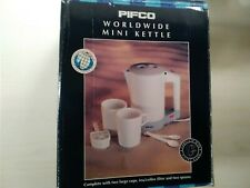 Vintage Pifco worldwide mini kettle