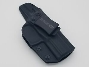 WALTHER P99 -  IWB Concealment - Right Hand - Kydex Black - Badger Holsters