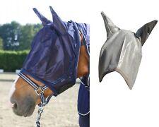 Fliegenschutzmaske Fliegenmaske mit Ohren Pfiff Shetty - Warmblut NEU