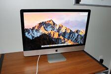 Apple iMac 27'' Core i7 3.5ghz 16gb Ram 1TB HDD 2013 MF125LL/A WSM872