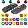 4-8 PCS Nintendo Switch Joy Con Joystick Analog Stick Thumb Grips Silicone Caps