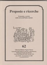storia Local économie et société nella storia de'Italie central n. 62