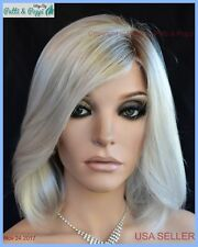 Pure Allure Lace Front  Monopart Wig Raquel Welch color SS23/61 Cream