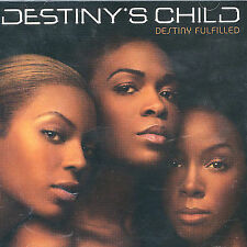 Destiny Fulfilled by Destiny's Child (CD, Nov-2004, Columbia (USA))