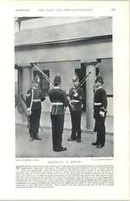 1897 alleviare UNA SENTINELLA 1st Bombay LANCIERI