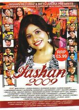 JASHAN 2009 - MISS POOJA & MANY MORE - NEW 1DVDs SONGS SET